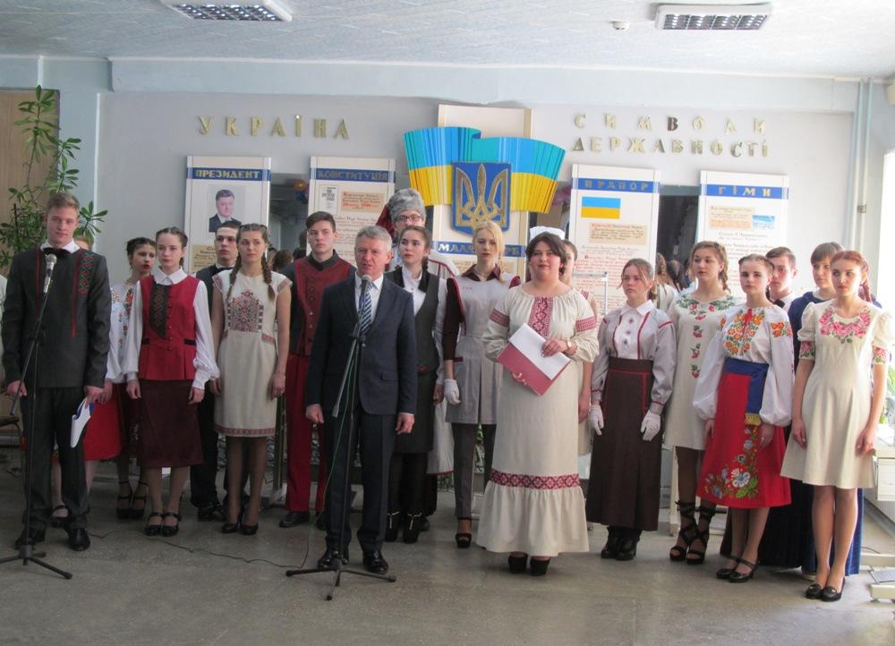 Відбулося урочисте відкриття ІІІ Всеукраїнського конкурсу професійної майстерності «Прорив Легкої промисловості України»
